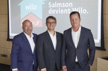 Aus Salmson wird Wilo