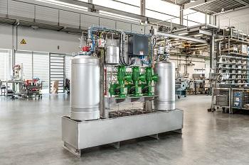 Individuell angepasste Pumpentechnik von Lewa ermöglicht eine exakte Silandosierung gemäß nationaler Richtlinien