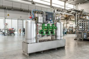 Customized Pump Technology Enables Precision Silane Metering