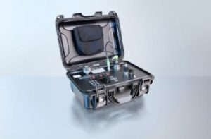 Portable Pressure Calibrator with Electric Pressure Pump