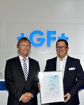 BTGA gewinnt Georg Fischer als neues Fördermitglied
