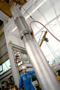 Unterwassermotorpumpen für besonders große Förderhöhen