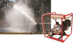 New Long Ranger Fire Pump