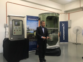 Grundfos Launches Innovative Pumping Solution to Aid Malaysia's Flood Management Efforts