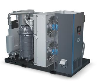 Neue öleingespritzte Schraubenkompressoren von Atlas Copco