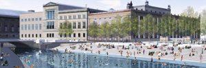 Kanal in Berlin soll durch UV-System von Xylem zum Schwimmen freigegeben werden