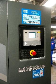 Druckzentrum Hagen spart mehr als 30 Prozent Energie mit drehzahlgeregelten Schraubenkompressoren von Atlas Copco
