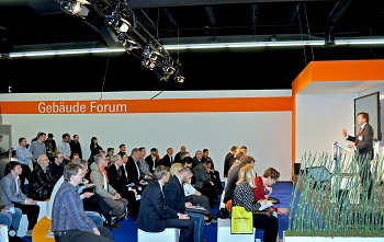 ISH 2019: Gebäude-Forum stellt Zukunftsthemen der Technischen Gebäudeausrüstung vor
