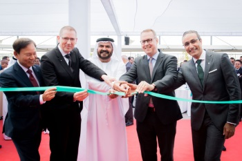 Wilo Opens New Facility in Dubai