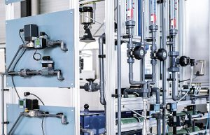 Modulare Systemlösung von Bürkert vereinfacht die Wasserverschneidung