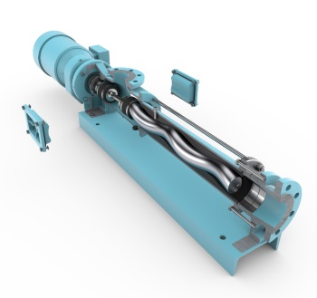 Allweiler Introduces Redesigned Progressing Cavity Pump