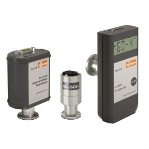 Neue Baureihe von VacTest Vakuummessgeräten von  Busch Vakuumpumpen und Systeme