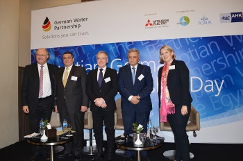 1st Egyptian-German Water Partnership Day in Cairo
