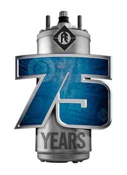 Franklin Electric Celebrates 75 Years of Moving Forward