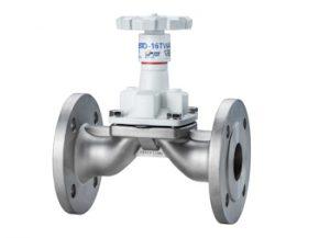 Neues Trinkwasser-Membranventil von KSB