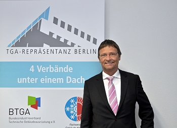 Vier Verbände unter einem Dach: Fünf Jahre TGA-Repräsentanz Berlin
