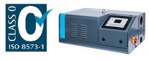 Atlas-Copco-Vakuumpumpen sind gemäß TÜV-Zertifikat völlig ölfrei