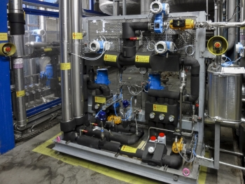 Total precision: Lewa Diaphragm Pump Enables the Exact Dilution of Emulsifiers and Reduces Logistics Costs