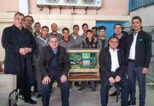 Bitzer spendet vier Verdichter an das Wadi Al-Seer College in Amman, Jordanien