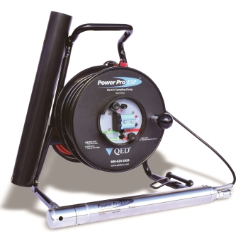 QED Environmental Systems Releases New Electric Sampling Pump