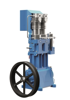 Mehrer Compression Introduces New High-Pressure Compressor