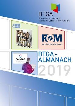 BTGA-Almanach 2019 veröffentlicht