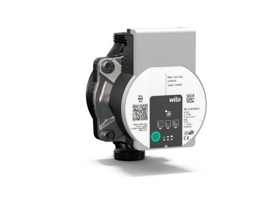 Wilo Presents a New Generation of  Circulators