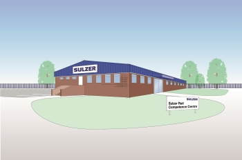 Sulzer Opens Dedicated Repair Center for the Rail Industry