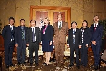 Großer Erfolg: 200 Teilnehmer am Vietnamese-German Water Forum in Hanoi