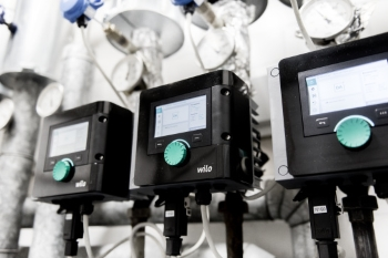 Wilo Delivered Smart Pumps for Borussia Dortmund's Football Temple in Germany