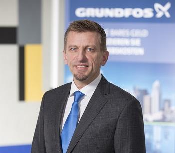 Stefan Klinger ist neuer Vertriebsdirektor Wasserwirtschaft D-A-CH bei Grundfos