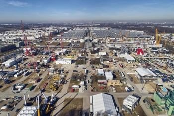 bauma 2019 in Munich at the Ready