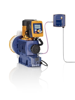 ProMinent: New Metering Pumps for Digital Fluid Management
