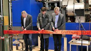 Herborner setzt konsequent auf Nachhaltigkeit: Neue Mittelfrequenzöfen modernisieren die Gießerei