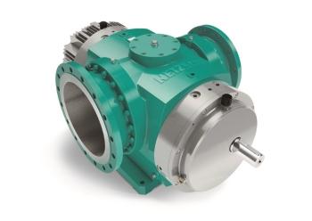 Multi Screw Pumps Provide High Efficiency Regardless of Viscosity