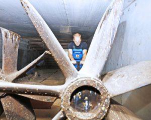 Uhthoff & Zarniko saniert Maschinenanlage im Olympiastützpunkt Potsdam
