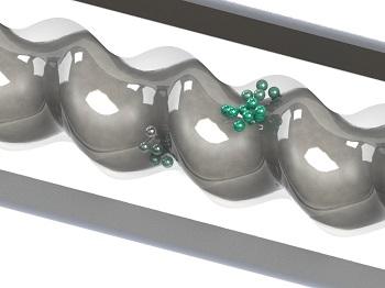 Dosiersysteme  im Hygienic Design von ViscoTec verteilen Brotaufstriche automatisiert und präzise