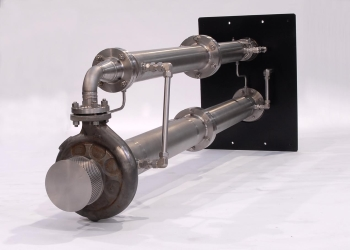 Vertical Sulphur Pumps Designed for the Oil and Gas Industry