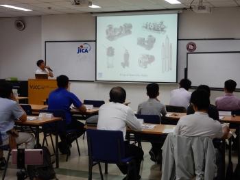 Ebara Holds Pump and Chiller Seminar in Vietnam