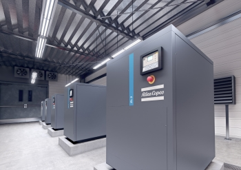 Atlas Copco Introduces Latest Range of Cost-Effective Low-Pressure Lobe Blowers