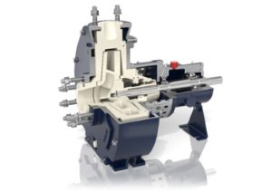 Rheinhütte Pumpen Presents New Standardised Chemical Pump