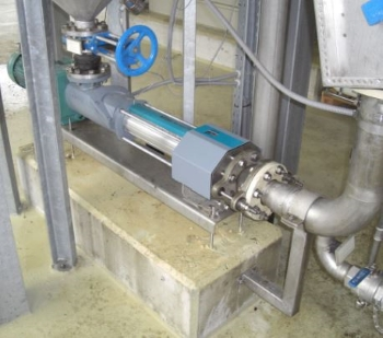 Tripling Service Life in a Wastewater Treatment Plant: FSIP Pump Design Permits Situation-Specific Adaptation