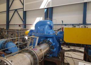 Energieeffiziente Andritz-Pumpen für die Wasserversorgung in Amman, Jordanien