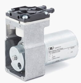 KNF Neuberger Launches New NPK 012 Swing-Piston Pump
