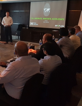 SPX Flow Held Channel Partner Training Event in the Middle East