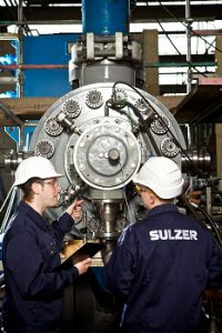 Sulzer: Nine Years Without a Lost Time Incident