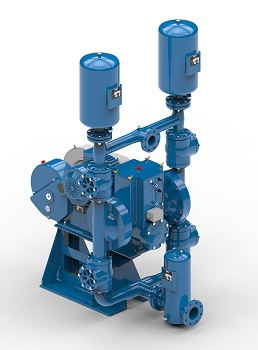 Abel Received Order for 14 Diaphragm Pumps