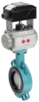 Limit Switch Box for Quarter Turn Valves from GEMÜ