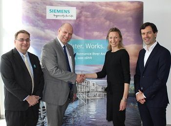 Siemens and BuntPlanet to Declare a Cooperation