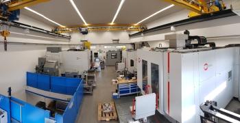 Neues Gebäude mit 460 qm: Heiform erweitert ihre Produktionsfläche